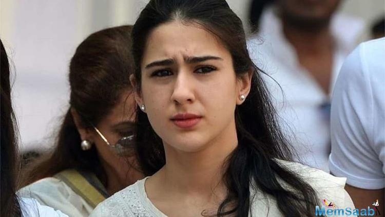 Sense of Balance needed in this Industry, says Sara Actress Sara Ali Khan has emerged as a star right from her debut film Kedarnath. However, the actress has complete clarity on how to deal with pressures from the industry.