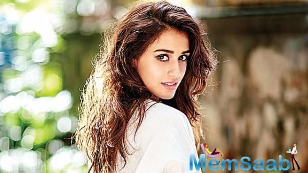 In fact, Disha opted to perform the required stunts and refused a body double. As a trapeze artist, she has performed some high octane action sequences in a circus set up and also shot for some risky scenes involving fire.