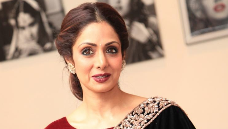 Books are also being planned on Sridevi.