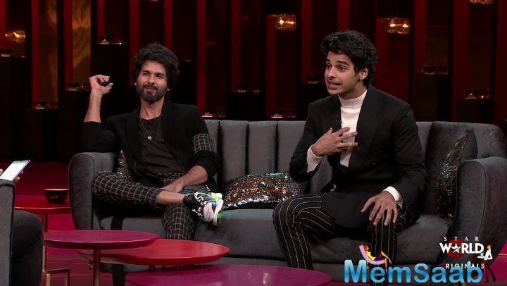 While the previous episode of Koffee With Karan was fun with the Kapoor siblings gracing the couch, tonight;'s episode was no less with cricketers with Hardik Pandya and KL Rahul.