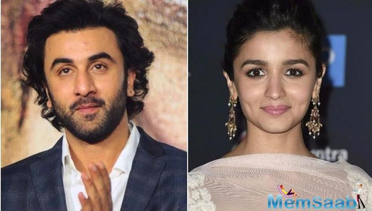 Alia further added that when Ranbir made his Bollywood debut with Sanjay Leela Bhansali's 'Saawariya' she had already met him.