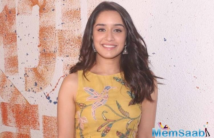 Hours after signing up as the lead in a dance film, Shraddha Kapoor has already begun rehearsing for the film's songs and dances with Varun Dhawan and director choreographer Remo D'Souza.
