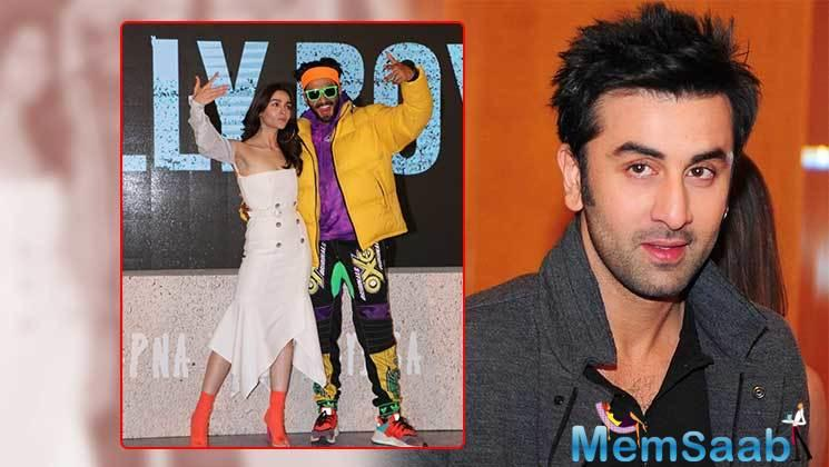 Alia Bhatt considers upcoming superstars of Hindi cinema Ranveer Singh and Ranbir Kapoor as superb human beings and outstanding actors.