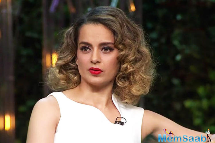 Manikarnika: The Queen of Jhansi is a biopic on Rani Lakshmibai and it stars Kangana Ranaut, it the titular role of the warrior queen.