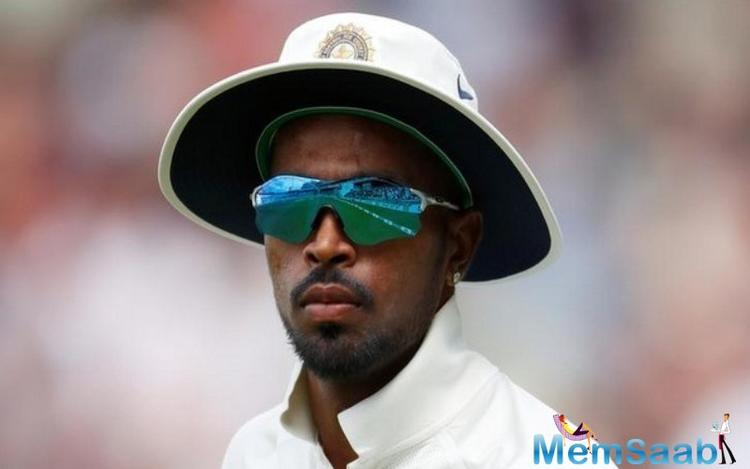 Pandya and fellow teammate KL Rahul found themselves in trouble after the duo were slammed for allegedly making misogynist and sexist comments on the TV chat show Koffee with Karan.
