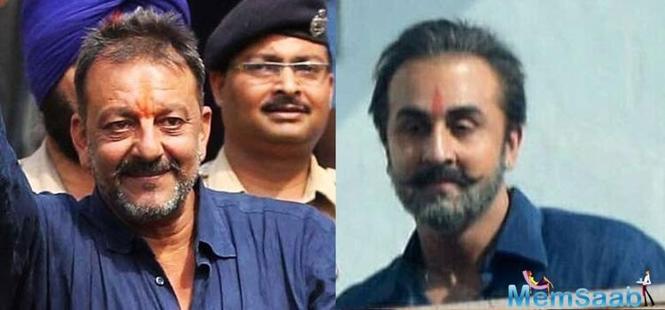 The shoot of the film started in November, while Ranbir plays a dacoit, Dutt has been signed as the antagonist.
