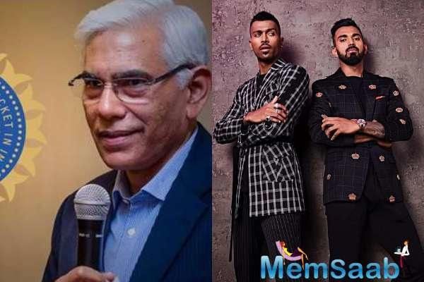 Indian cricketers Hardik Pandya and KL Rahul could be handed a two-match ban each by the Board of control for Cricket in India (BCCI) following their controversial remarks on talk show Koffee With Karan.