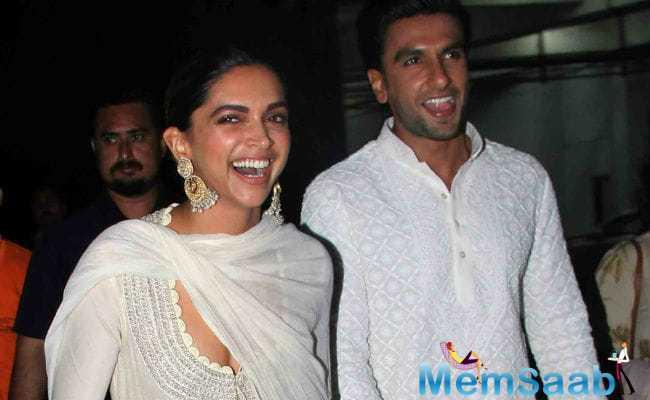 Ranveer Singh cannot stop gushing about the love of his life and leaves almost no chance to praise and appreciate all the wonderful things about his wife Deepika Padukone.