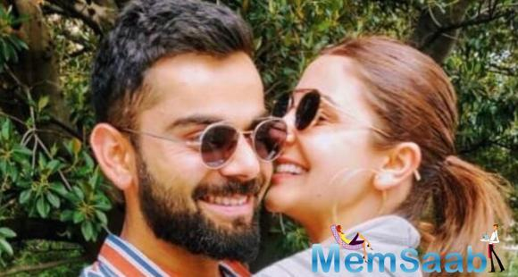 Virat's wife and actor Anushka Sharma is currently in Australia to cheer for her husband and spend some quality time with him.
