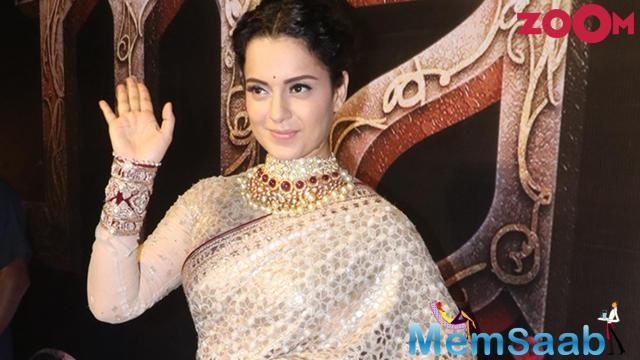 Kangana Ranaut's Manikarnika: The Queen of Jhansi has been in news for a while now. The movie has been a part of many controversies.