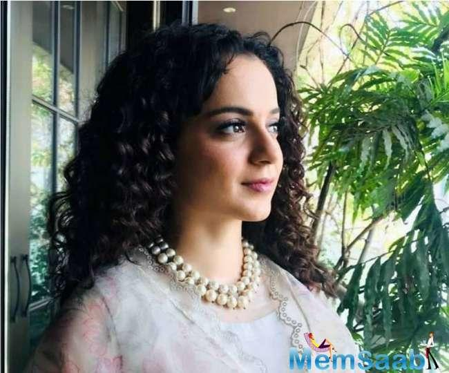 We got in touch with Kangana and asked about the whole fiasco.