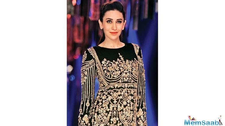 Now Karisma will finally be seen again, albeit in a brand new viewing format. She will soon start shooting for a web series for Ekta Kapoor.
