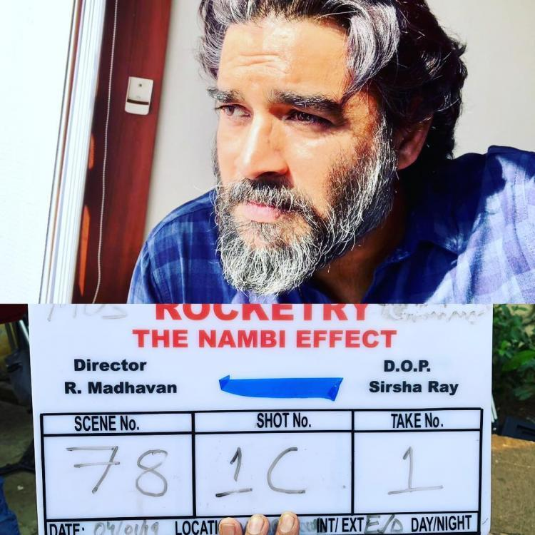 Rocketry: The Nambi Effect will see the actor essay the role of the protagonist in the film.