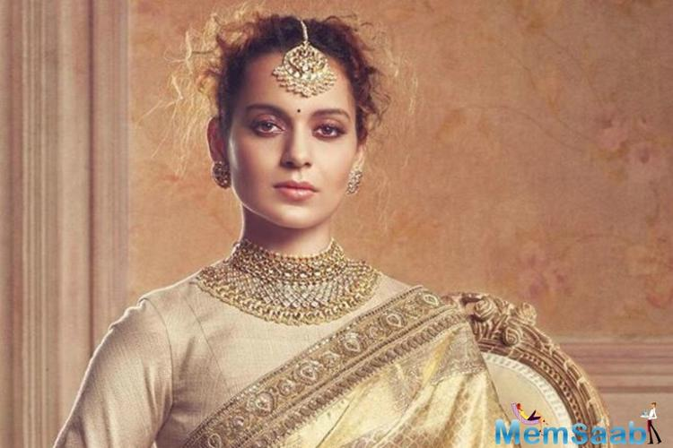 Kangana further continued on the same saying that,