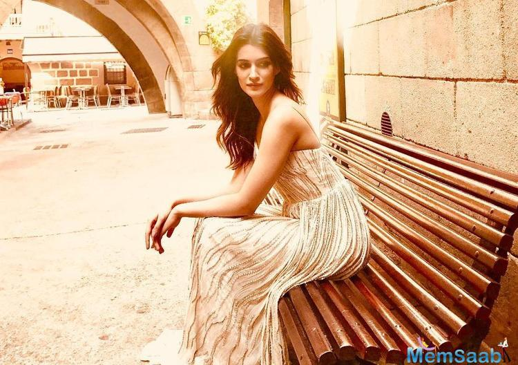 With this film, the actress would be seen as a UP girl once again, the other being Bitti from Bareilly ki Barfi, but the actress says that the characters are not similar