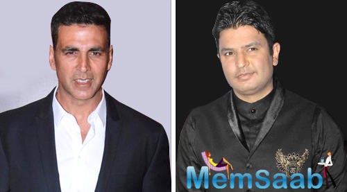 Though Bhushan and Akshay did exchange pleasantries on the social media, their clash was evident as Gold and Satyamev Jayate clashed at the box office last August. Thankfully, both films did well.