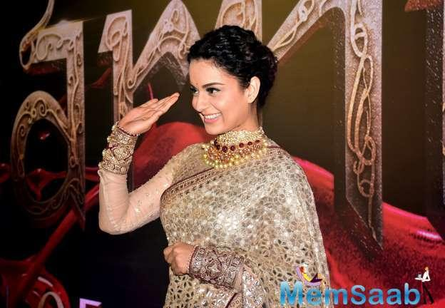 As reports of Kangana Ranaut's Manikarnika: The Queen Of Jhansi faring well at the BO emerged, news of former director Krish Jagarlamudi asserting that the actor had only helmed a small portion of the film, hit headlines too.
