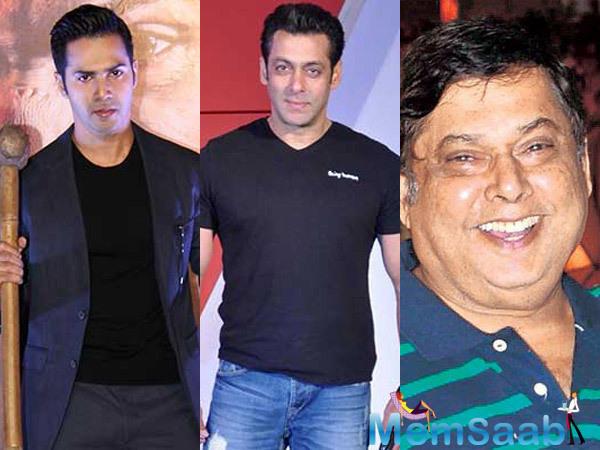 David Dhawan and Salman Khan have had a fabulous time at the box office with films like Judwaa, Dulhan Hum Le Jayenge, Biwi No.1, Chal Mere Bhai, Mujhse Shaadi Karogi, Maine Pyar Kyun Kiya and Partner.