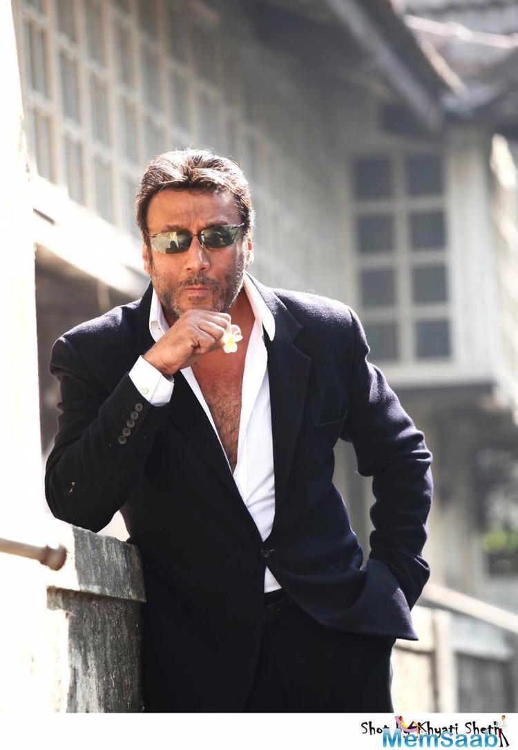 Jackie Shroff has not just carved his niche in Bollywood but has also has acted in films over nine languages.
