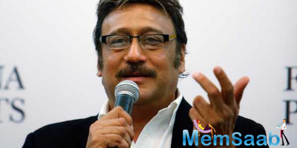 Jackie Shroff recently won best actor award at Fifth edition of Rajasthan International Film Festival (RIFF) for his upcoming film