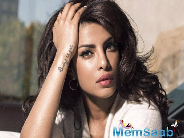Priyanka Chopra will be playing the role of spiritual leader Ma Anand Sheela in her next Hollywood project.