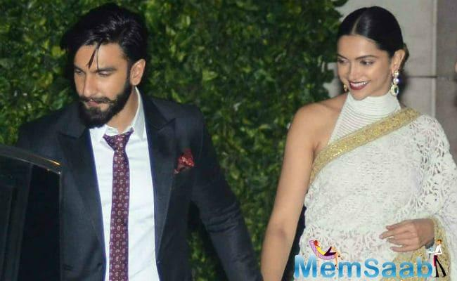 Deepika Padukone kick-started the new year by launching her website on January 5, which happens to be her birthday. Like a loving husband, Ranveer Singh, a while back, posted a love-filled letter for his wife.
