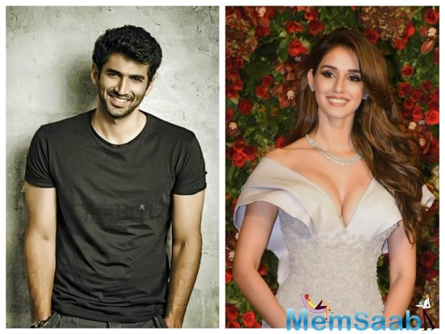 Disha Patani has been signed opposite Aditya Roy Kapur in Mohit Suri's untitled next, which will be produced by Luv Ranjan.