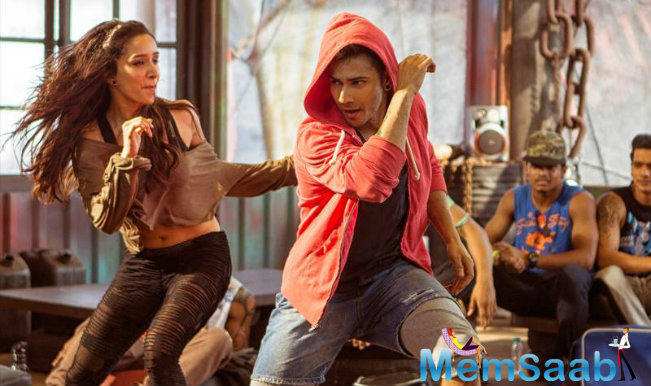 The upcoming Varun Dhawan and Shraddha Kapoor starrer have been titled Street Dancer.