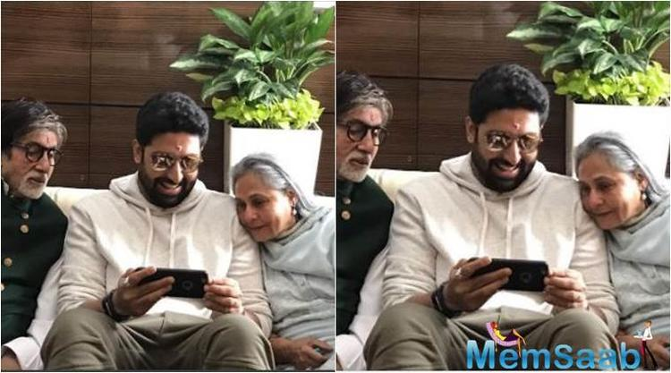 """Being 43 is no different for Abhishek from being 23. """"Age is just a state of mind. Nothing has changed. I haven't changed. I've never been bogged down by failure."""""""