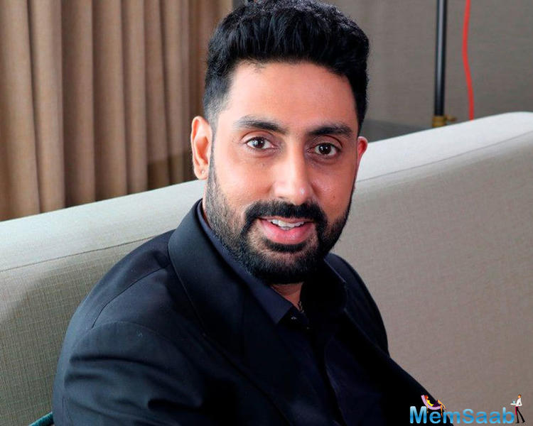 """""""Every year, I try to make sure I'm working on my birthday. I don't know why but to me shooting on my birthday is very comforting,"""" says Abhishek."""