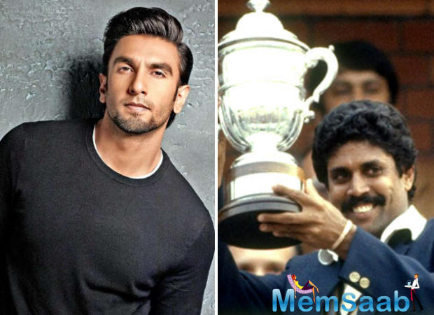 It's the first time for both director Kabir Khan and Ranveer for their film to be presented in multiple languages - Hindi, Tamil, and Telugu--so as to reach a wider cricket-loving audience.