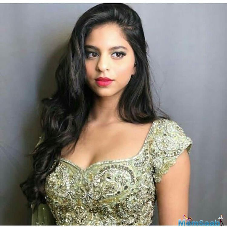 Suhana Khan also made her debut on the covers of a fashion magazine and spoke about being a daughter to the nation's most-loved actor.