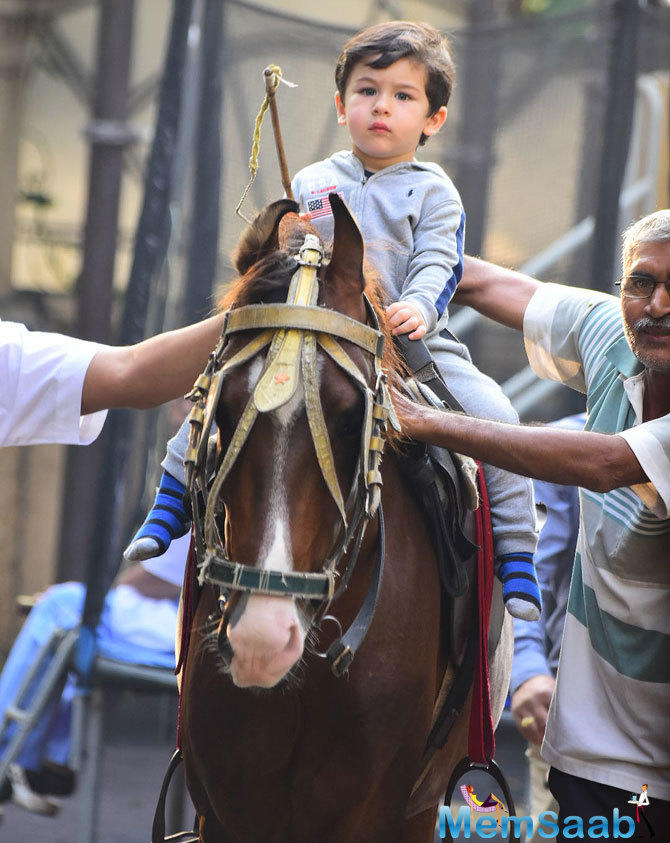 On the work front, Saif Ali Khan will be seen in Taanaji: The Unsung Warrior
