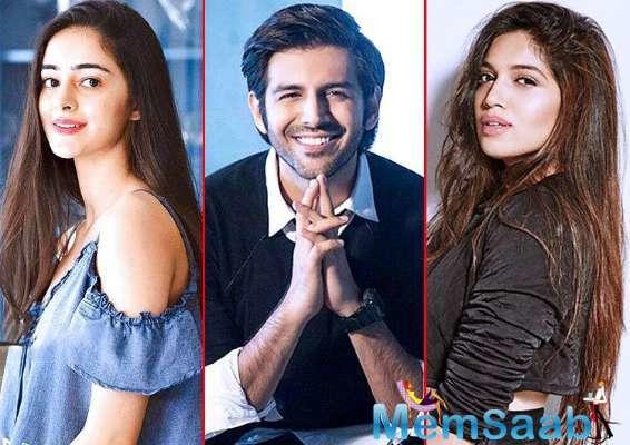 Kartik Aaryan will be seen in a never-seen-before avatar, the actor had to shed his cool-dude swag and instead will be seen sporting a slightly mature look replete with a chevron style moustache in the film.