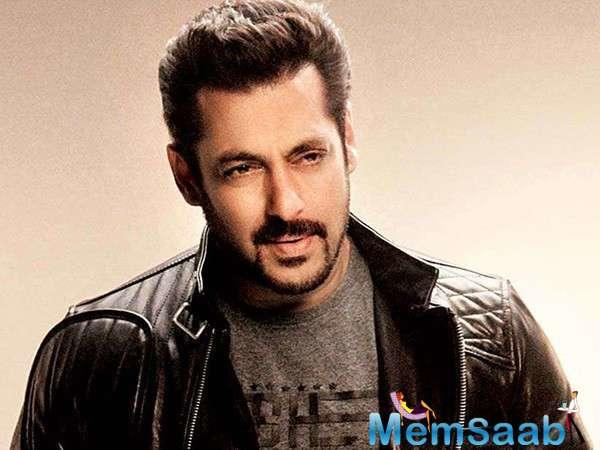 """Salman felt that he was not of the right age to play a superhero."