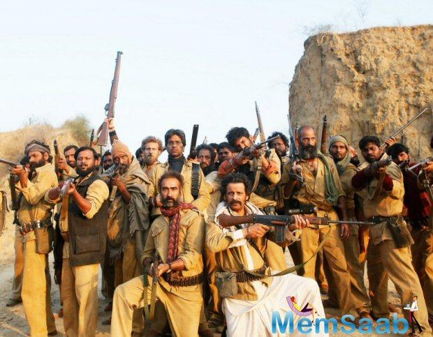 The makers of Sonchiriya have left no stone unturned in doing justice to the characters and keep in sync with the dacoit era.