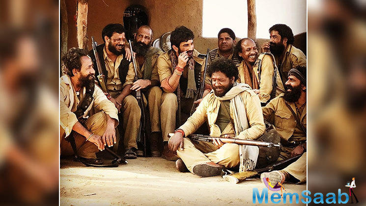 Recently the makers of Sonchiriya organised the special event wherein they have gone ahead to launch the extension of the trailer titled as 'The Rebels of Sonchiriya'.