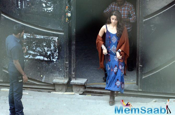 The film also stars Akkineni Nagarjuna and Mouni Roy. Alia had said about Brahmastra,