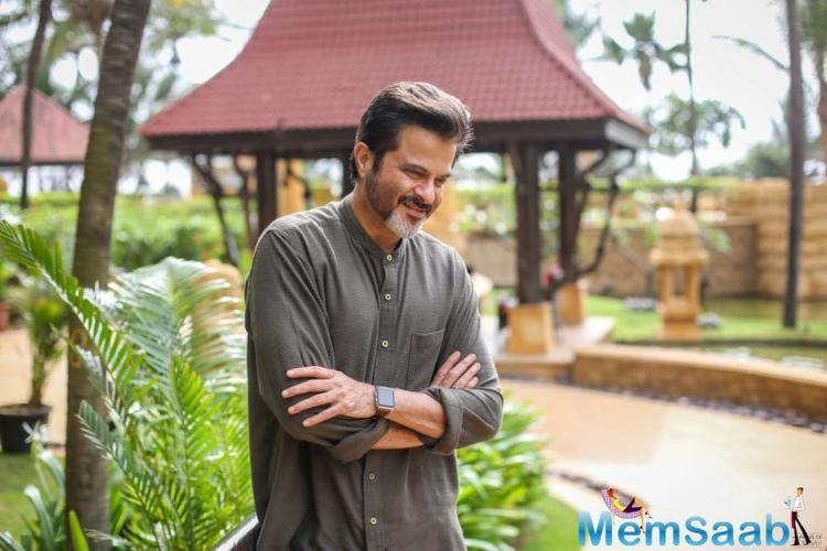 A quick scan at his upcoming projects indicates Anil Kapoor's proclivity for comedies.