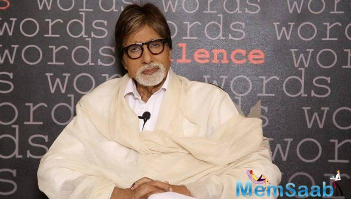 Megastar Amitabh Bachchan will be donating Rs 5 lakh each to the families of 49 CRPF troppers who died in the terror attack in Jammu and Kashmir's Pulwama district.