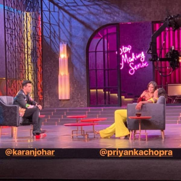 Karan Johar's Koffee With Karan season 6 has been very interesting so far. The show had some unique and never-seen-before pairs coming together on the couch and sipping on the hot cup of coffee.