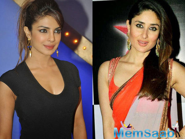 On the show, Karan Johar asked Kareena if she remembers the time when Saif Ali Khan proposed to her.