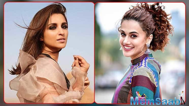As per a DNA report, a source close to the development revealed, A popular chips brand was looking for a new face and they zeroed in on Taapsee.