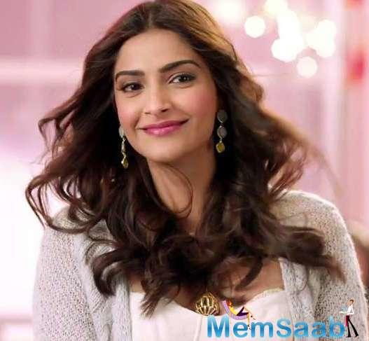 Ageing is a scary factors in actors' lives. However, Sonam believes it is the most beautiful thing to happen.