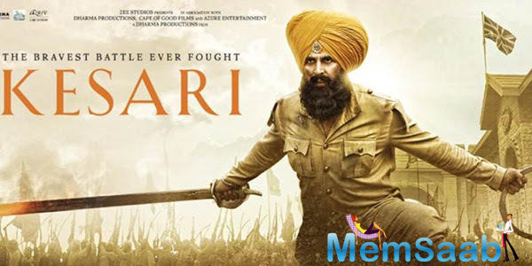 Akshay's fierce look will be etched in our minds for forever. We cannot ignore the fact that the dialogues, valour and heroism of the warriors and Akshay's roaring as commands his battalion are ideally showcased.
