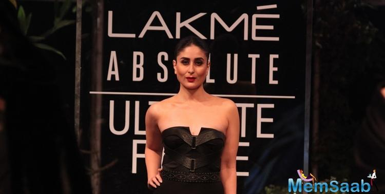 Kareena said she has become a lot more responsible after becoming a mother and feels her life now revolves around Taimur.