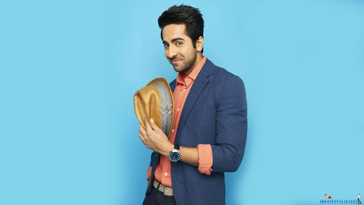 Apart from Ayushmann, the film also stars 'Sonu Ke Titu Ki Sweety' fame Nushrat Bharucha. The two will be seen sharing screen space for the first time in 'Dream Girl.