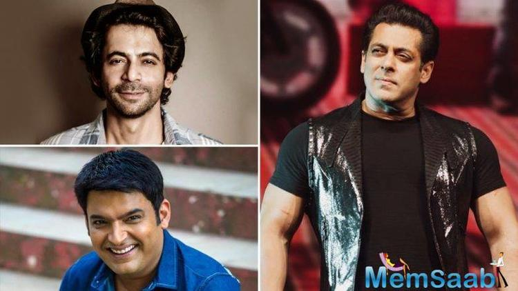 """Earlier, when asked if he is ready to work with Kapil again, he said, """"Time will tell, God will tell. Right now I am concentrating on my show and hope I am able to bring a smile on everyone's faces."""""""