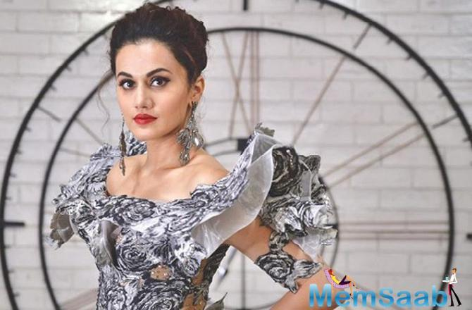 In an interview with Taapsee Pannu, we asked the actress about the how people troll celebs on social media and expect them to talk about everything.