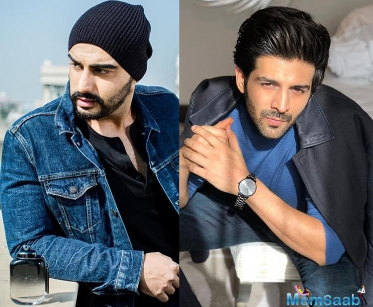 Kartik Aaryan is currently on a promotional spree for his upcoming film Luka Chuppi.
